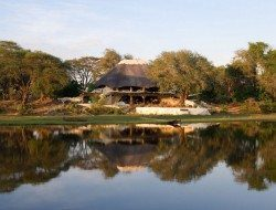 Chongwe River House - The neighbour's view