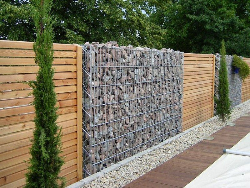 DIY Gabion — Rock Walls Without Concrete