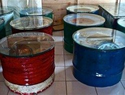 Metal Drum Projects