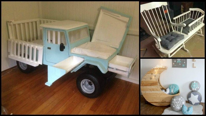 Unique Crib and Cradle Ideas – The Owner-Builder Network