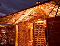 """Forest for a Moon Dazzler - winner """"Best House in the World"""" Category at the World Architecture Festival 2010"""