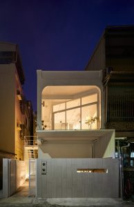 House H – a cafe and studio in one