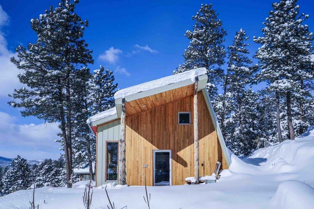MARTaK is the first international certified Passive House in Colorado.