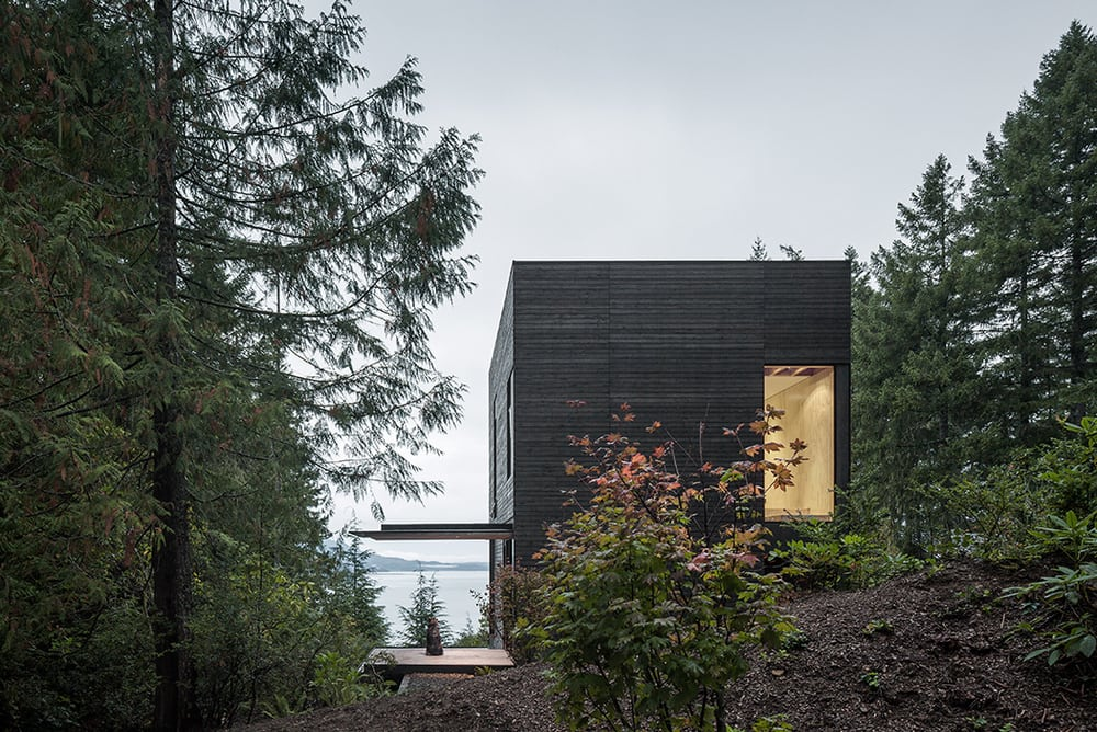 This unassuming structure may be small in size but it offers big experiences.
