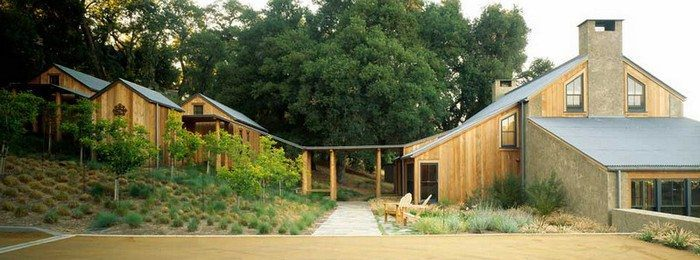 Carmel Valley Residence by Turnbull Griffin Haesloop Architects