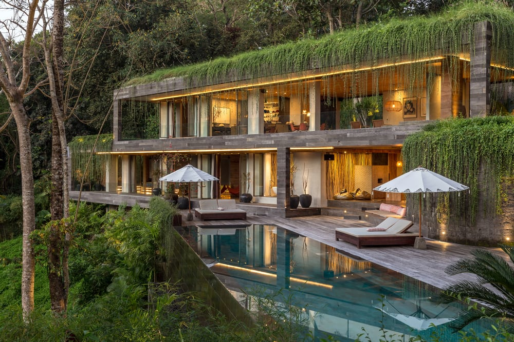 Chameleon Villa is a breath-taking home surrounded by a breath-taking landscape.